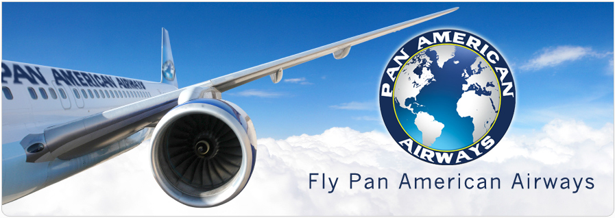 Fly Pan American Airways